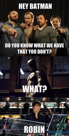 Hahaha....  Even though Dark Knight Rises changed that... But, still SO great :)