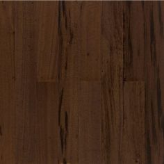 World Exotics Brazilian Taupe Tigerwood 3/8 in. Thick x 3-1/2 in. Wide x Random Length Engineered Hardwood Flooring