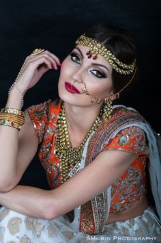 https://www.facebook.com/salonicollection Featured in SouthAsian Bride Magazine!! :)