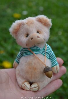 Piggy Pickeldi By OlFa