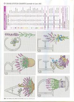Gallery.ru / Фото #1 - The world of cross stitching 148 - WhiteAngel