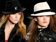 moda en sombreros de dama