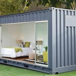 Single 40 Foot Container Home | Modular House