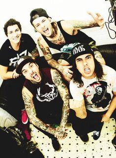 Just hold my hand and juuuuuuuump! Listen to The Balcony Scene by Pierce The Veil then tell me if you did not fall in love with it.