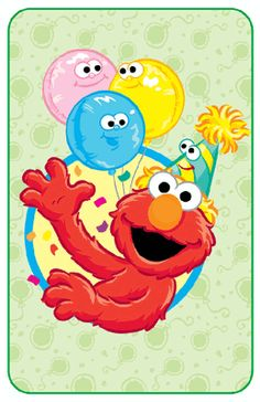 Inside Verse: Elmo thinks you're special, Brian, and hopes you have lots and lots of birthday fun! Birthday Cartoon, Elmo Birthday, Birthday Cards, Birthday Ideas, Birthday Cake Pictures, Happy Birthday Images, Sesame Street Birthday Cakes, Kids Attractions, Class Decoration