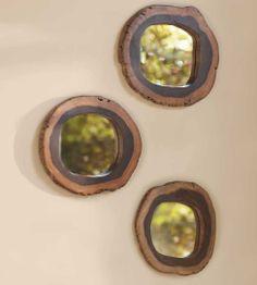 Free Form Wall Mirrors