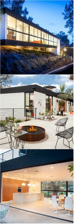 Lahaye Residence: A Lovely Elevated Contemporary Home With Inviting Outdoor Spaces A beautiful elevated home in California with a seamless connection to the outdoor space.     In North County, San Diego lives a young family of four from Belgium. They wanted to have their own home which is...
