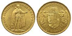 20 Korona 1914 KB, Kremnitz (mit Bosnien-Wappen) Joseph, Personalized Items, Crowns, Old Coins, Bosnia, Crests