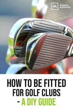 Golf Club Length is an important factor to consider when buying new clubs. Check out our latest guide on How to Measure Golf Club Length with a Chart! Find the best golf push cart for your golfing game Golf Club Fitting, Golf Putting Tips, Golf Chipping, Golf Instruction, Golf Exercises, Golf Tips For Beginners, Perfect Golf, Golf Training, Golf Irons