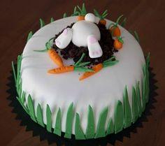 rabbit cake - Buscar con Google
