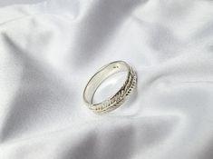 #leafring #leaf #ring #vintage #silberring #silverring #silver#bandring #minimal #nature #naturedesign #jewel #3dprint #3dprintjewel