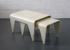 Nesting Tables By Marcel Breuer For Isokon