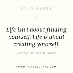 Love this quote @5minutejournal