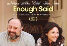 First Trailer for 'Enough Said' Starring James Gandolfini and Julia Louis-Dreyfus