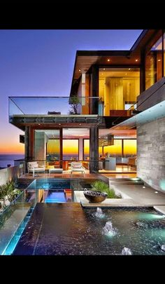 Glass houses! www.caandesign.com