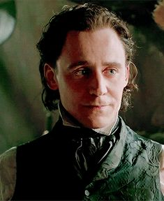 It takes an ocean not to break.---Tom Hiddleston in Crimson Peak