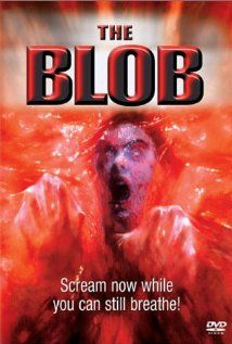 """The Blob is a 1988 monster horror film, stars Kevin Dillon, Shawnee Smith. This film is a remake of the 1958 film, The Blob, which starred Steve McQueen. A strange life form consumes everything in its path as it grows and grows.  """"Beware of the Blob!"""""""