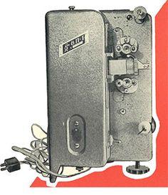 Кинопроектор 8 п-1