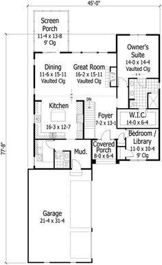 Floor plan - 098-00115