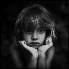 female sad face portraits - Google Search