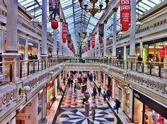 Malaga: the Hub of a Spanish Shopping Spree
