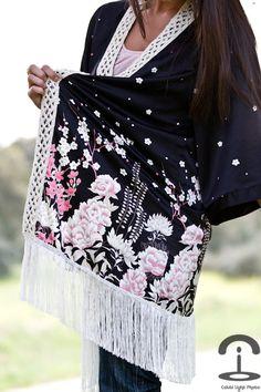Crimenes de la Moda: DIY: Kimono jacket