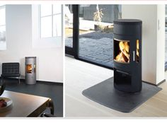Uniq 16 Modern Traditional, Wood Burning, Freestanding Stoves, New Homes, Home Appliances, Fire, Cumbria, House, Winter