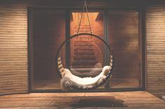 Tom Raffield Amble Hanging Seat