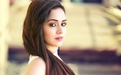 Download wallpapers Bollywood, Amruta Khanvilkar, portrait, beauty, brunette