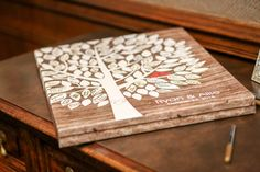 Tree of Life Guestbook Guest Book Alternatives, Guestbook, Studios, Engagement, Elegant, Pink, Photography, Wedding, Classy