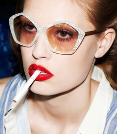 e48eefb2f532  sunglasses  original  sunnies  makeup  trim  redlips  glittery Glasses  Frames