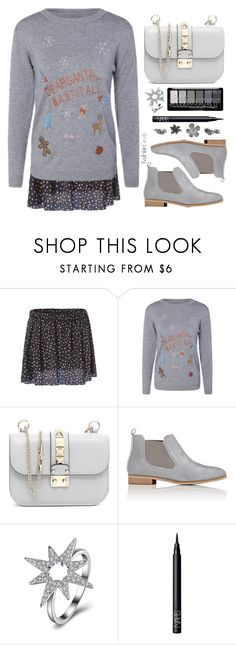 """""""TwinkleDeals"""" by simona-altobelli ❤ liked on Polyvore featuring Valentino, Barneys New York and NARS Cosmetics"""