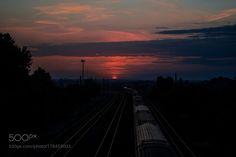sunset by kos95. @go4fotos