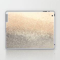 GOLD Laptop & iPad Skin by Monika Strigel - $25.00
