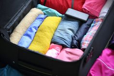 This Woman's Folding Technique Will Change The Way You Pack Forever