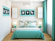 decorar-una-habitacion-pequena (16) | Curso de organizacion de hogar aprenda a ser organizado en poco tiempo