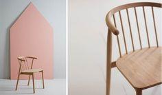 En ny norsk designklassiker fra Tonning og Andreas Engesvik? Norway, Chair, Interior, How To Make, Furniture, Home Decor, Decoration Home, Indoor, Room Decor