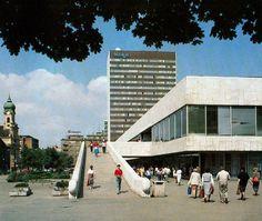 Ivan Matušík Hotel Kyjev Bratislava Slovakia 1964 1973 11