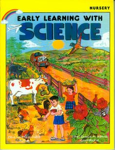The EARLY LEARNING WITH SCIENCE Series (Nursery, Kinder, Prep)