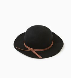 Image 1 of Hat with contrasting band from Zara