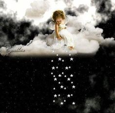The perfect Angel Anjos Anjo Animated GIF for your conversation. Discover and Share the best GIFs on Tenor. Baby Engel, Kids Poems, I Believe In Angels, Angel Dust, Falling Stars, Angel Pictures, Angels Among Us, Losing A Child, Angels In Heaven