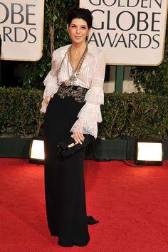 The 100 Best Oscar de la Renta Red Carpet Moments Harper's Bazaar, Celebrity Red Carpet, Red Carpet Dresses, Fashion Show, Fashion Design, Get Dressed, Style Icons, Lace Skirt, Dress Up