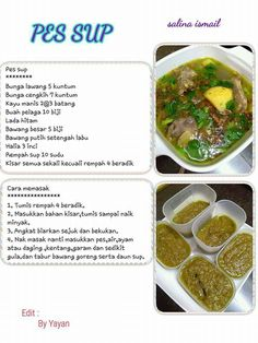 Prawn Noodle Recipes, Sambal Sauce, Malay Food, Paste Recipe, Indonesian Cuisine, Homemade Spices, Malaysian Food, Bakeries, Recipe Cards