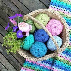 Blencathra Blanket crochet project shared on the LoveCrochet Community