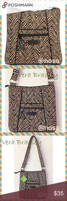 ☘️Vera Bradley☘️Hipster Zebra Cross Body Purse ⚡️Price Firm (Low baller will be blocked. Sorry!)  ⚡No Trades!! ❤️Hipster  ❤Very useful size and sexy pattern!!  ❤Color: Zebra ❤NWT  ❤Check my other Vera Bradley items!! Vera Bradley Bags Crossbody Bags