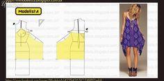 Ideas para el hogar: Molde de costura de solera