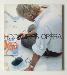 ホックニーのオペラ展 Hockney's Opera  | David Hockney
