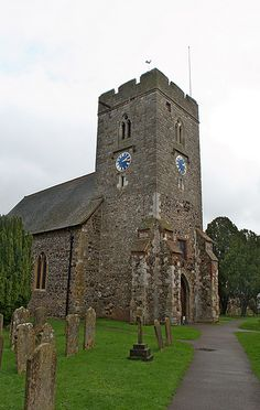 St Peters Church - Old Woking