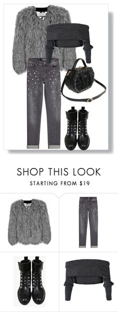 """Katerinafox.com"" by katerinafox on Polyvore featuring мода, Florence Bridge и Karl Lagerfeld"