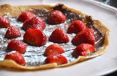 Havermout pannenkoeken recept Pie, Desserts, Foods, Torte, Tailgate Desserts, Food Food, Cake, Deserts, Food Items
